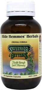 Hilde Hemmes Swedish Bitters x 120caps