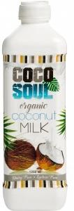 Cocosoul Organic Coconut Milk 1.25L