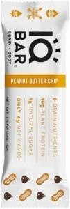 IQ Bar Brain + Body Peanut Butter Chip G/F 45g