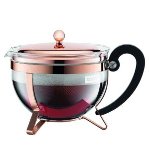 Veggie Meals - Bodum Chambord Tea pot