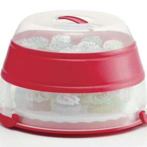 Veggie Meals - Progressive Collapsible Cupcake and Cake Carrier