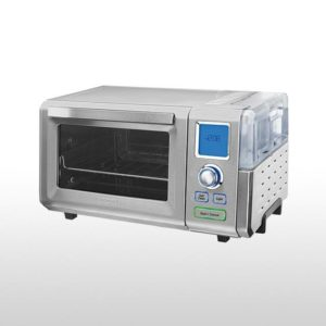 Veggie Meals - Cuisinart CSO-300-NXA Combo Steam + Convection Oven - Brushed Stainless