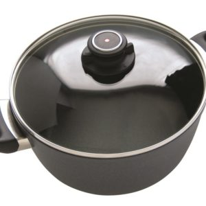 Veggie Meals - Swiss Diamond XD 24x11cm casserole with lid 5.2 litre