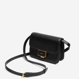 Veggie Meals - Anita Crossbody Bag - Black